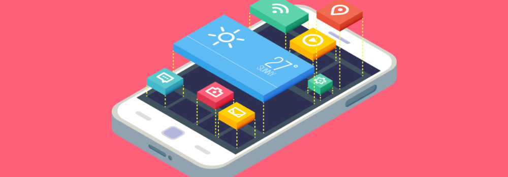 Recent Design Trends And Upcoming Prospects Of The Mobile App Market