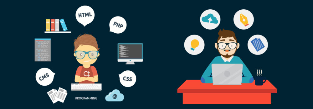 Designers Should Design, Coders Should Code