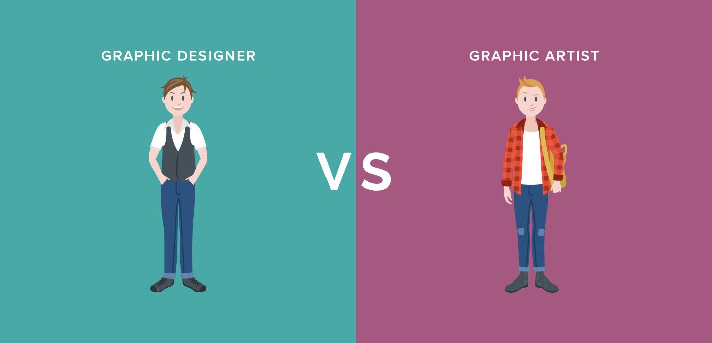 The Graphic Designer vs Graphic Artist Controversy - RichCandies